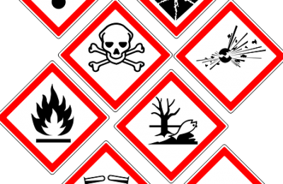 An introduction to COSHH symbols