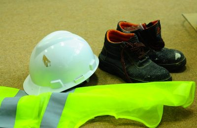 How wellbeing can link to increased compliance to PPE regulations