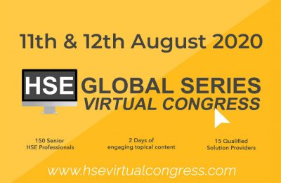 HSE Global Series Virtual Congress | August