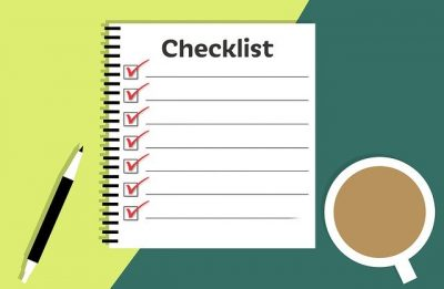 The health and safety checklist for restaurants and food outlets