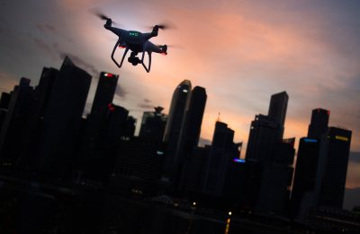 The potential applications and benefits of drones in health and safety