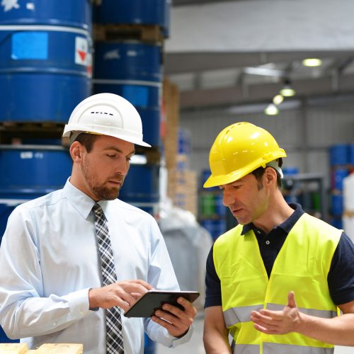 warehouse operatives photo