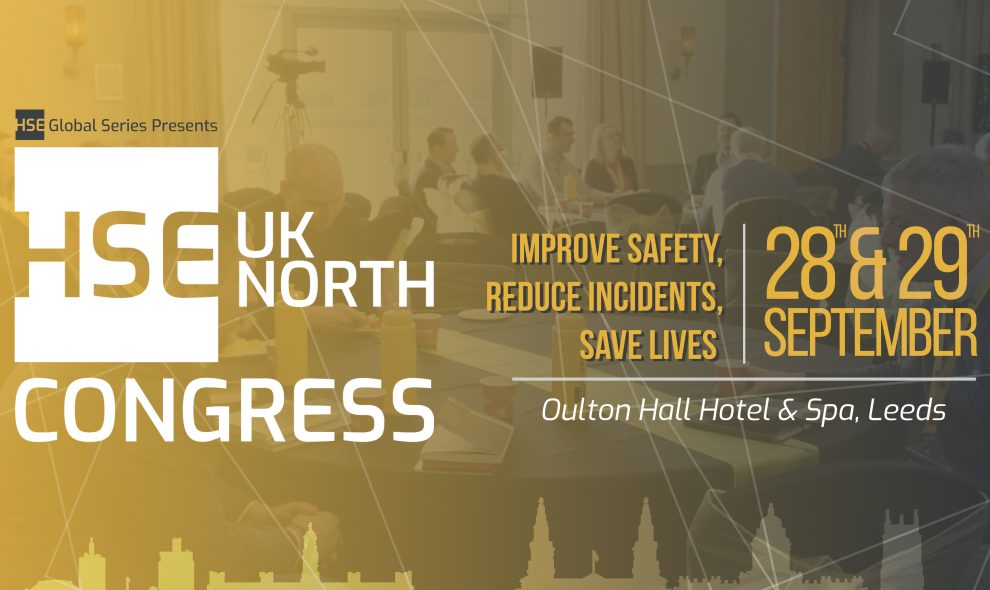 HSE UK North Poster 1